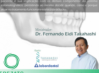 Oclusão nas Especialidades Odontológicas