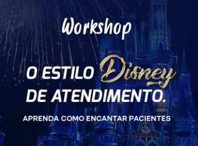 """WORKSHOP – O Estilo """"Disney"""" de Atendimento – Como Encantar os Pacientes"""