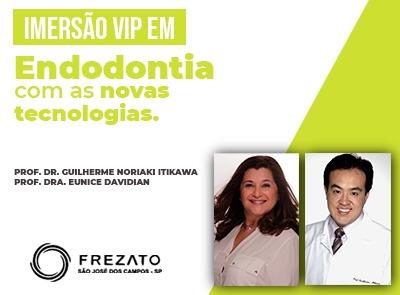 Imersão VIP de Endodontia Automatizada & Alta Tecnologia