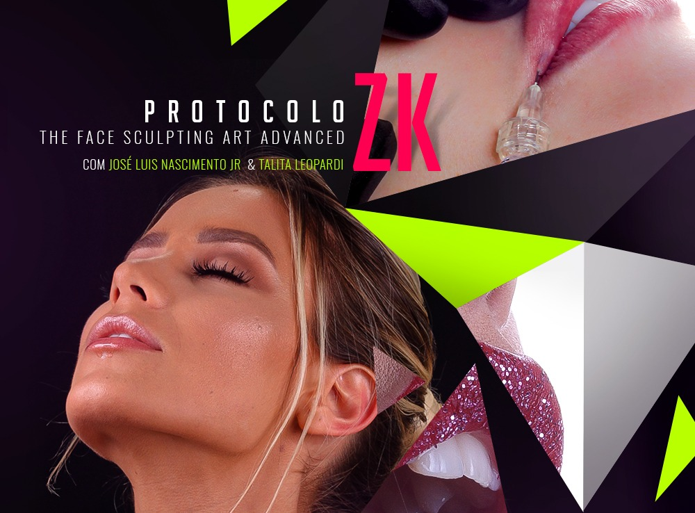 Protocolo ZK : The Face Sculpting Art Advanced