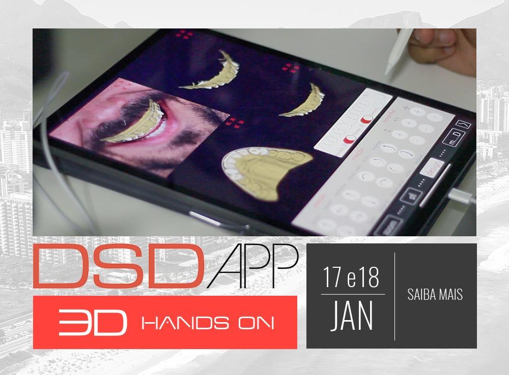 DSD APP 3D Hands On