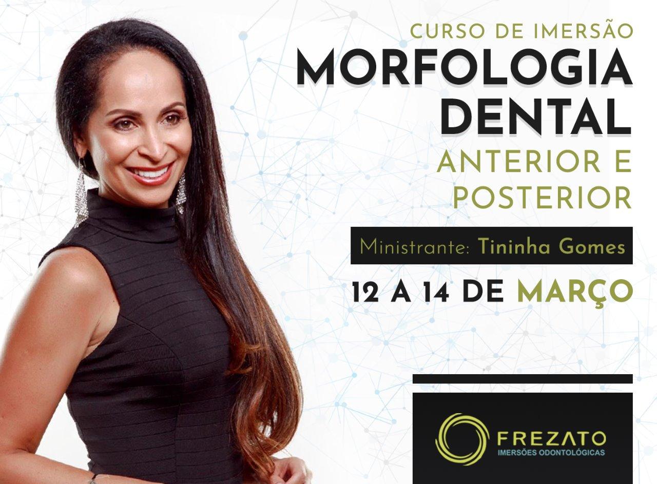 Morfologia Dental Anterior e Posterior